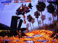 Metal Slug, capture décran
