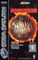 Photo de la boite de NBA Jam Tournament Edition
