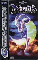 Photo de la boite de Nights Into Dreams