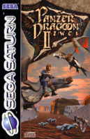 Photo de la boite de Panzer Dragoon 2 - Zwei