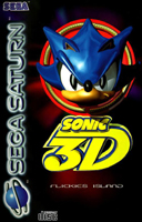 Photo de la boite de Sonic 3D - Flickies Island
