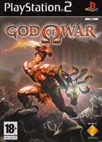 Photo de la boite de God of War