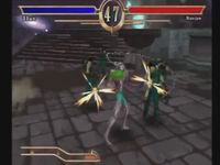 Saint Seiya - Le Sanctuaire sur Sony Playstation 2