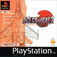Photo de la boite de Ace Combat 2