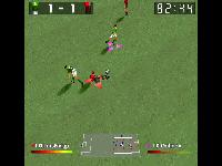 Adidas Power Soccer 2, capture décran