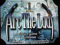 Arc The Lad sur Sony Playstation
