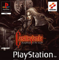 Photo de la boite de Castlevania - Symphony of the Night