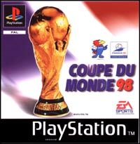 Photo de la boite de Coupe du Monde 98
