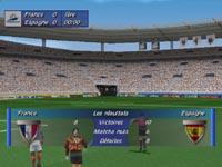 Coupe du Monde 98 sur Sony Playstation