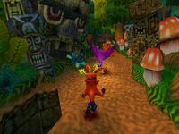 Crash Bandicoot 2 sur Sony Playstation