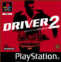 Photo de la boite de Driver 2 - Back on the Streets