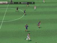 Fifa 99, capture d'écran
