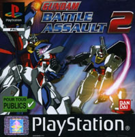 Photo de la boite de Gundam Battle Assault 2