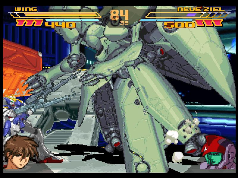 [Análise Retro Game] - Gundam Battle Assault 2 - Playstation One Gundam%20Battle%20Assault%20210