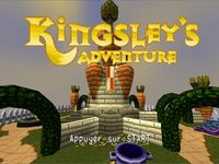 Kingsley s Adventure, capture décran