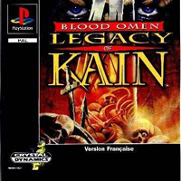 Photo de la boite de Legacy of Kain - Blood Omen