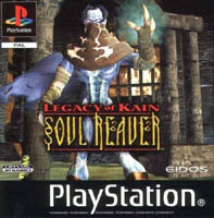 Photo de la boite de Legacy of Kain - Soul Reaver