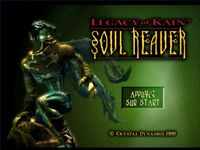 Legacy of Kain - Soul Reaver sur Sony Playstation