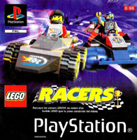 Photo de la boite de Lego Racers