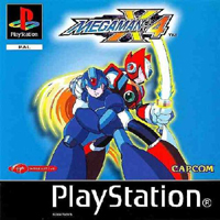 Photo de la boite de Mega Man X-4