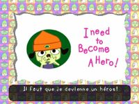 Parappa the Rapper sur Sony Playstation