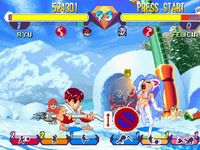 Pocket Fighter sur Sony Playstation