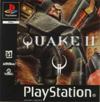 Photo de la boite de Quake 2