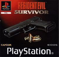 Photo de la boite de Resident Evil Survivor