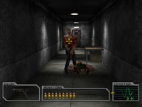 Resident Evil Survivor sur Sony Playstation