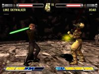 une photo d'�cran de Star Wars - Masters of Teras Kasi sur Sony Playstation