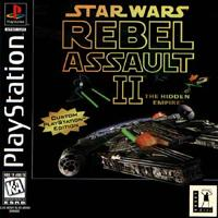 Photo de la boite de Star Wars - Rebel Assault 2