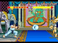 Street Fighter Collection 2 sur Sony Playstation