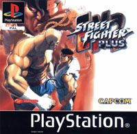 Photo de la boite de Street Fighter EX 2 Plus