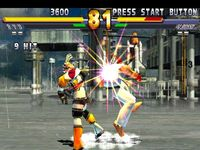 Street Fighter EX 2 Plus, capture d'écran