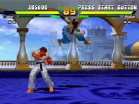Street Fighter EX plus Alpha sur Sony Playstation