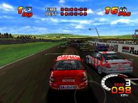 TOCA 2 Touring Cars, capture décran