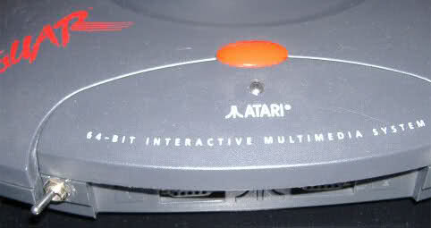 Un'immagine di Atari Jaguar Switch